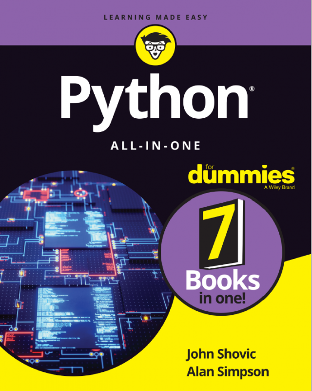 python all in on 2019