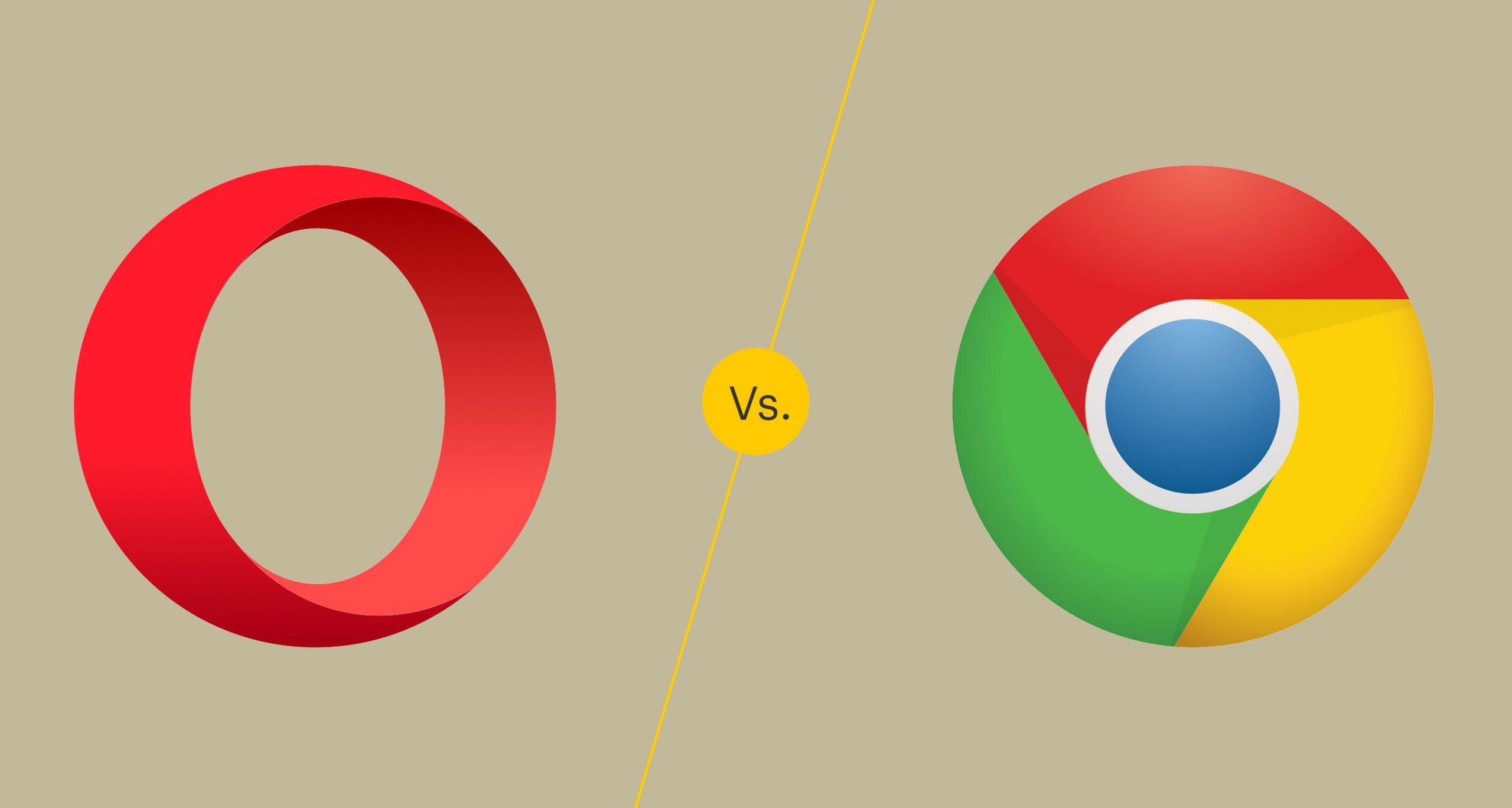 opera-google chrom